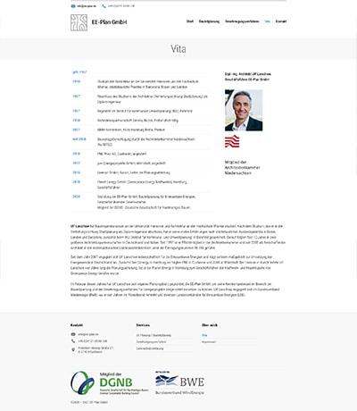 Referenzen DSHG: EE Plan GmbH