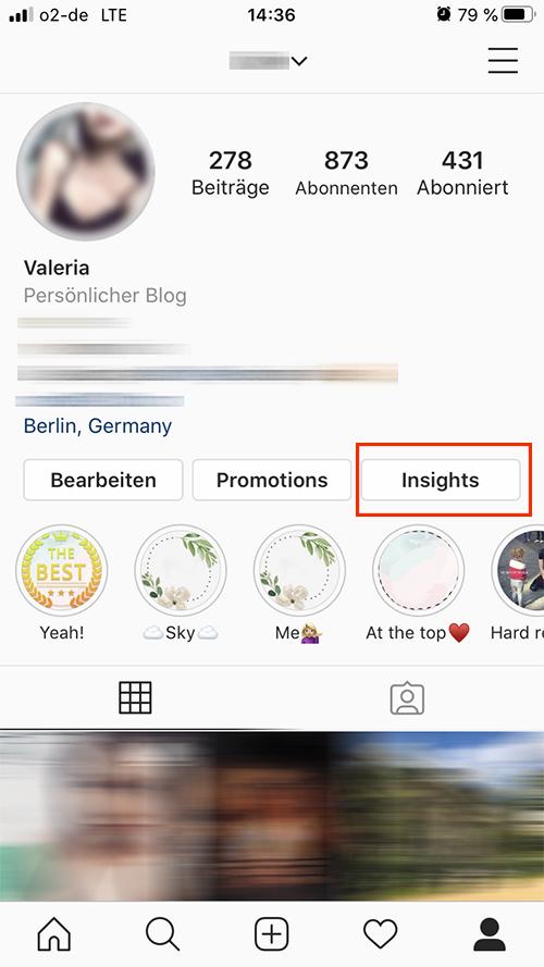 Instagram Privates Profil Sichtbar Machen
