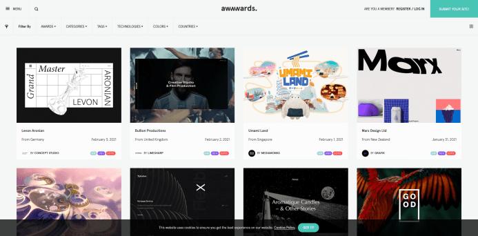 webdesign-trends-2021-card-design