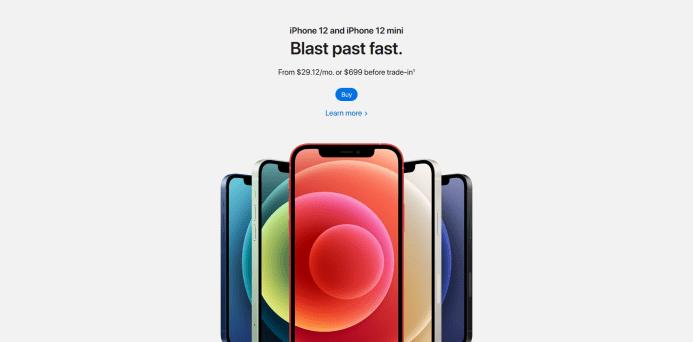 webdesign-trends-2021-minimalism